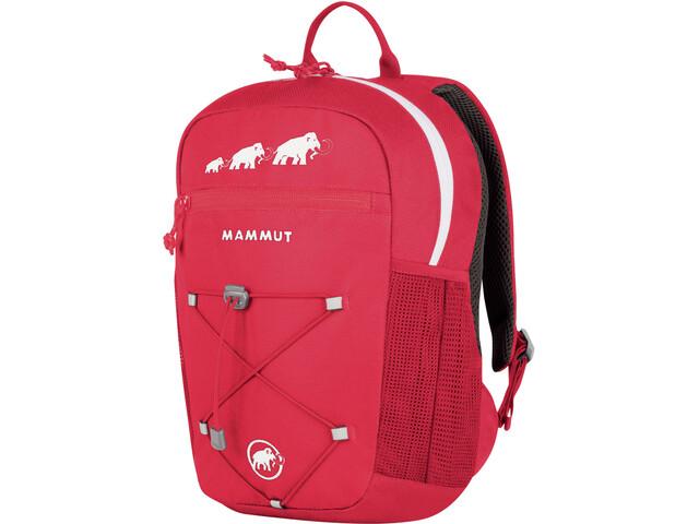 Mammut First Zip Backpack 16L light carmine